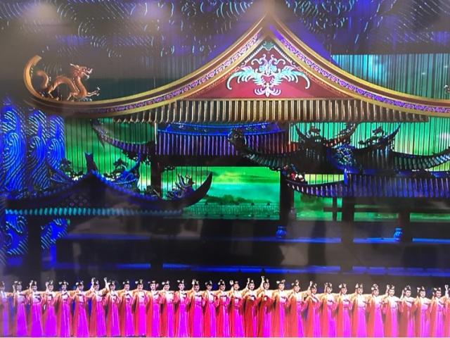 2017金砖峰会文艺晚会现场 - 周公乐 - xinhua8848 的博客