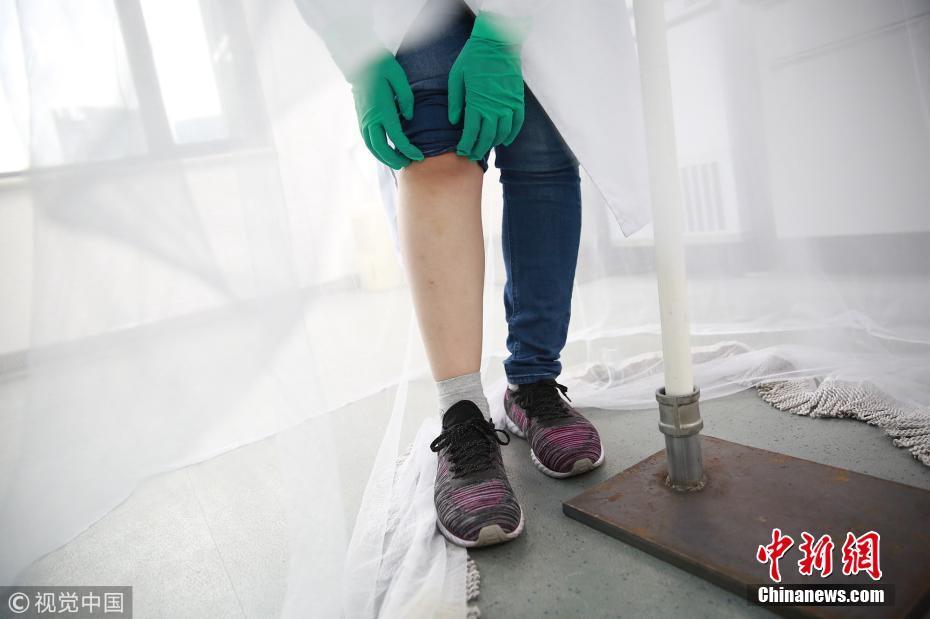 女硕士为7000只蚊子传宗接代 露腿喂蚊子!!! - 周公乐 - xinhua8848 的博客