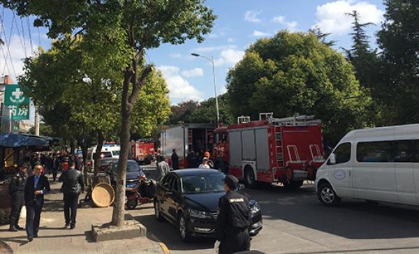 上海一超市发生坍塌事故 多人被埋2人遇难 - 周公乐 - xinhua8848 的博客
