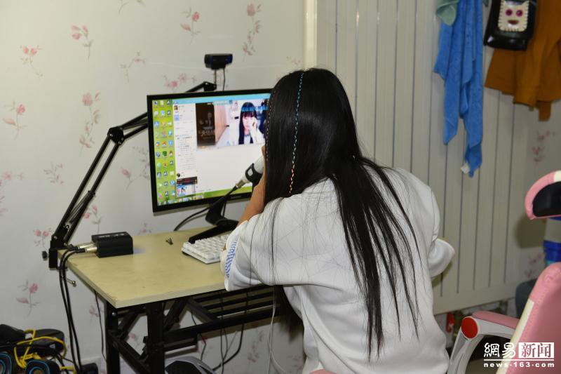 90后尿毒症女孩 为赚药费出租屋内做直播 !!! - 周公乐 - xinhua8848 的博客