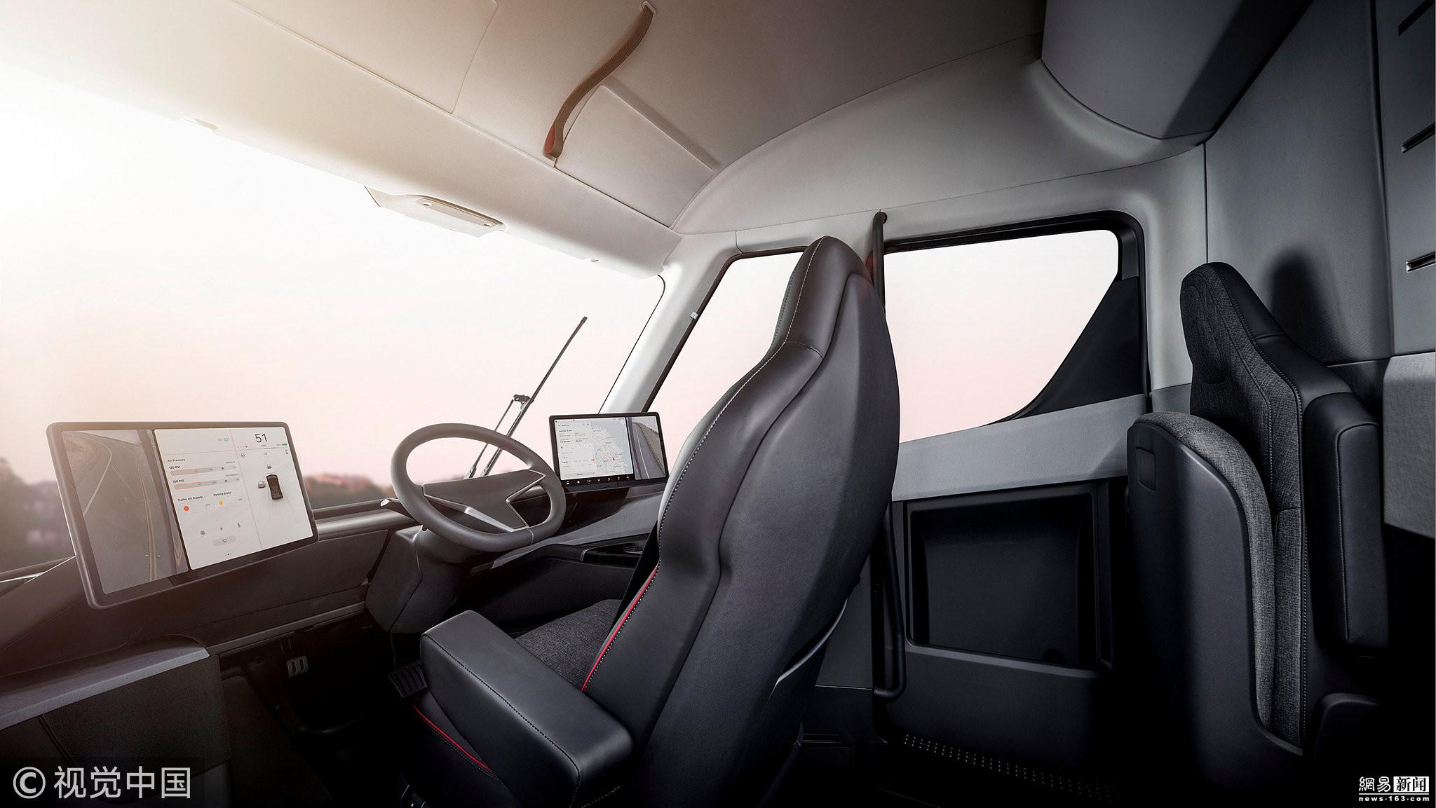 特斯拉发布电动卡车 可续航八百公里 - 周公乐 - xinhua8848 的博客