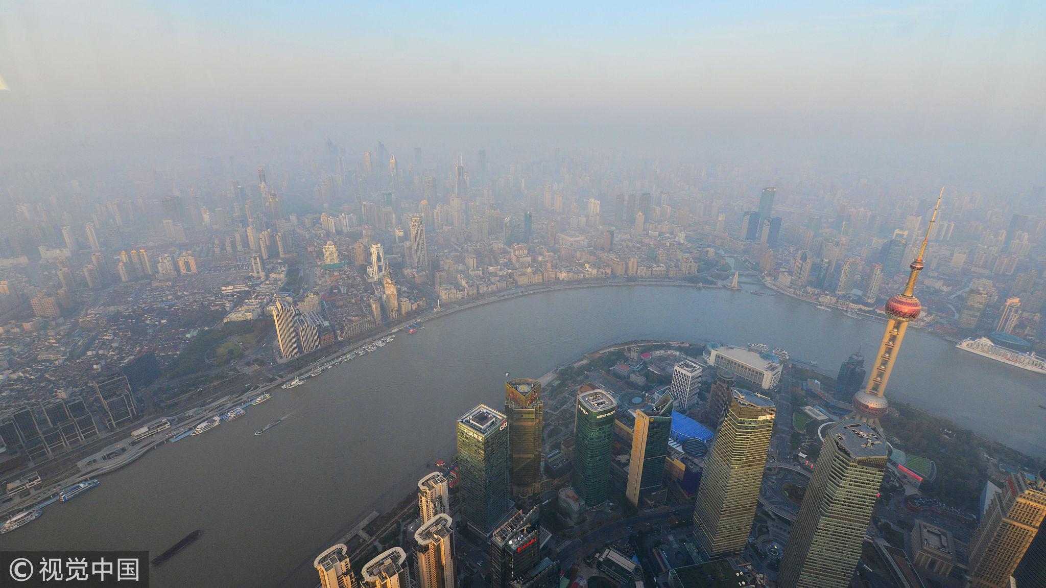 """上海:632米""""中国之巅""""观日出!!! - 周公乐 - xinhua8848 的博客"""