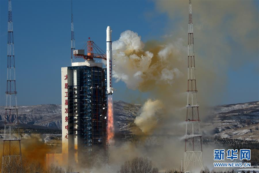 China launches remote sensing satellites SuperView-1 03/04