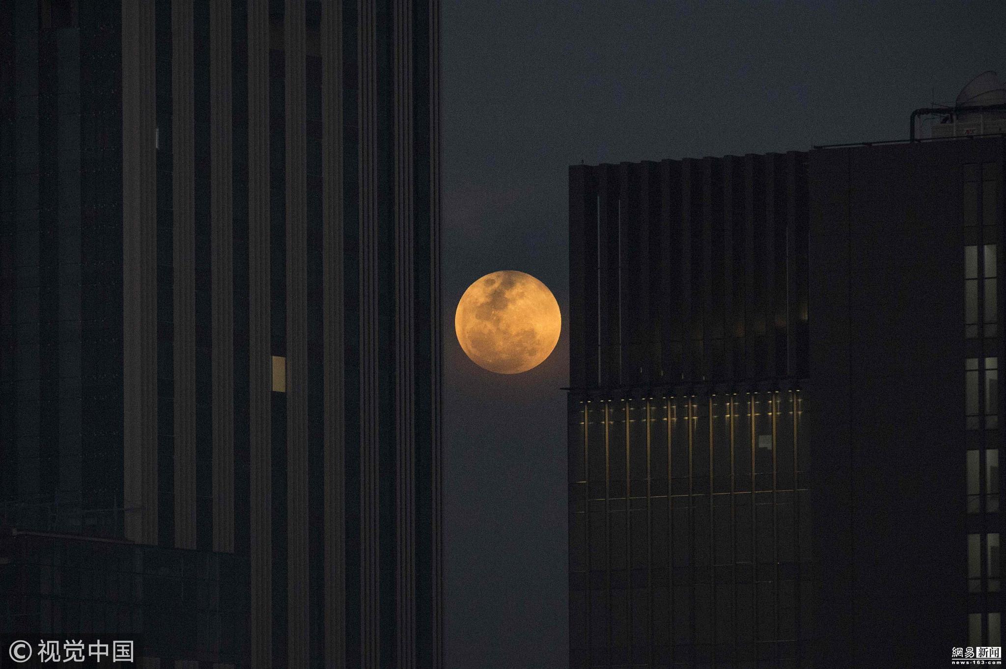 昨晚的月食您观看了嘛 - 长天秋水2 - 长天秋水 的博客