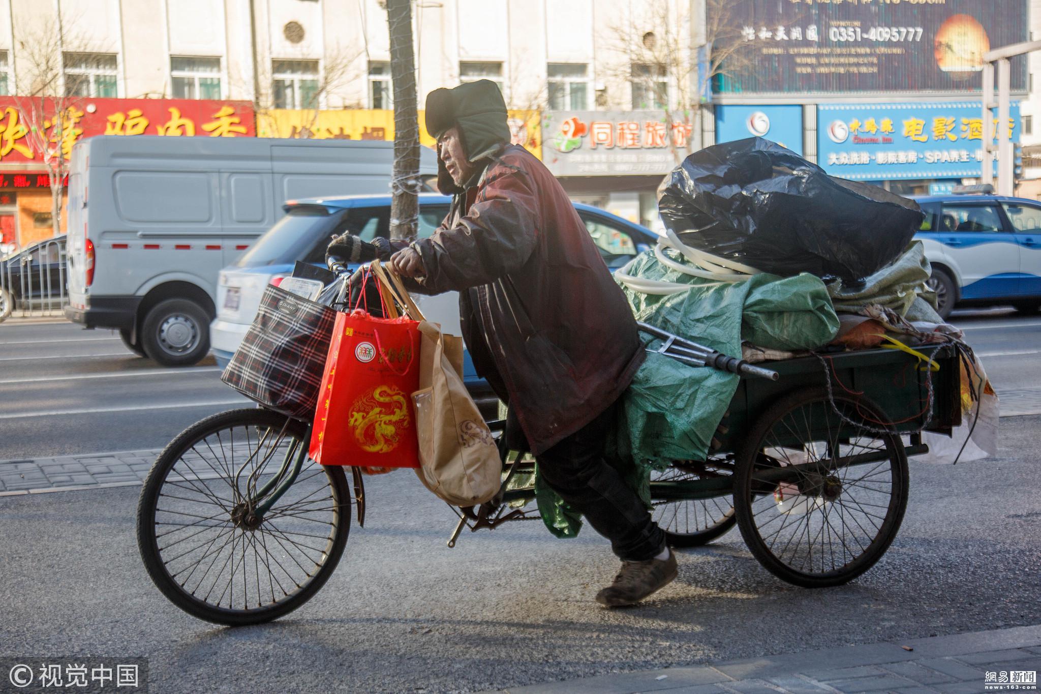 男子老伴去世后住街头卖废品 共捐款近40万!!! - 周公乐 - xinhua8848 的博客