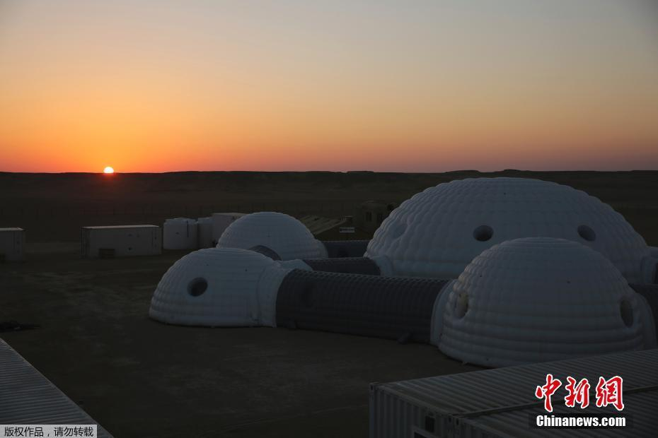 """科学家在沙漠中建""""火星移民基地"""" - 周公乐 - xinhua8848 的博客"""