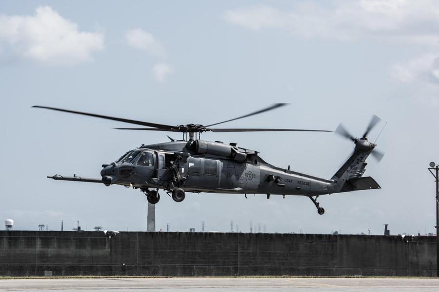 铺路鹰直升机旋翼系统结构复杂