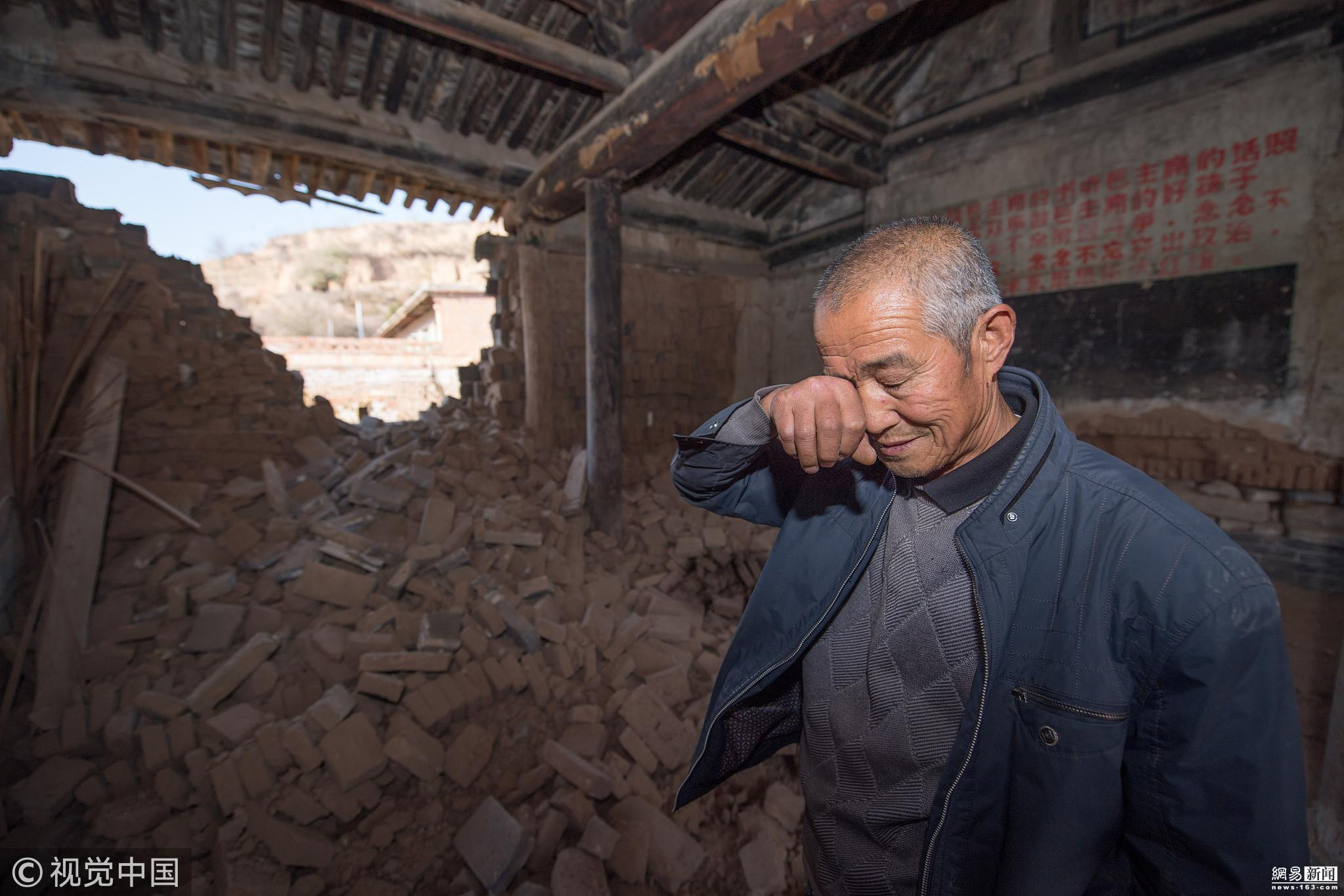 老人一家三代守护古庙 已达百年! - 周公乐 - xinhua8848 的博客