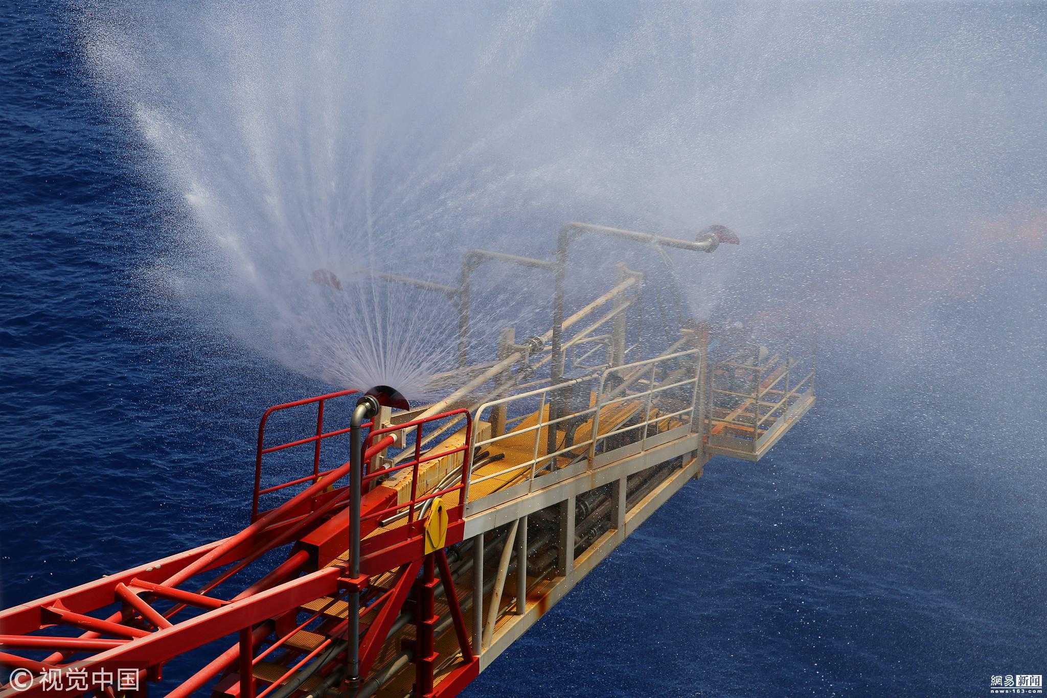 南海可燃冰试采31日 总产量达21万立方米! - 周公乐 - xinhua8848 的博客
