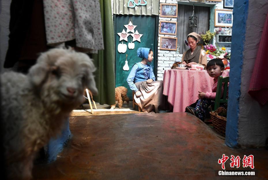 闽南灰姑娘在深山过上童话生活! - 周公乐 - xinhua8848 的博客