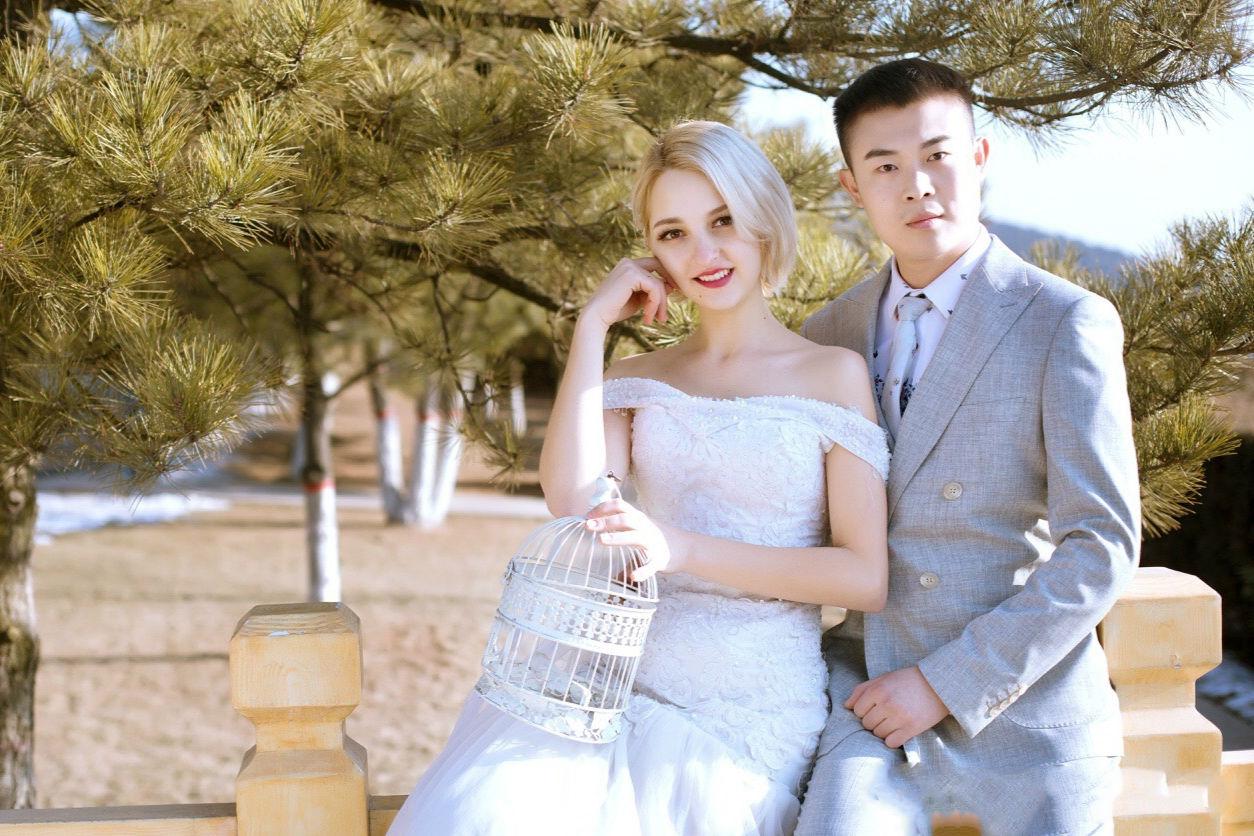 山西县城小伙娶乌克兰媳妇:女方不要彩礼! - 周公乐 - xinhua8848 的博客