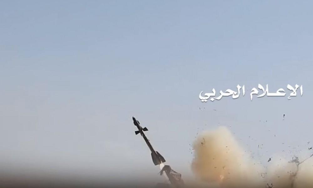 胡赛武装又打下一架沙特的F15?