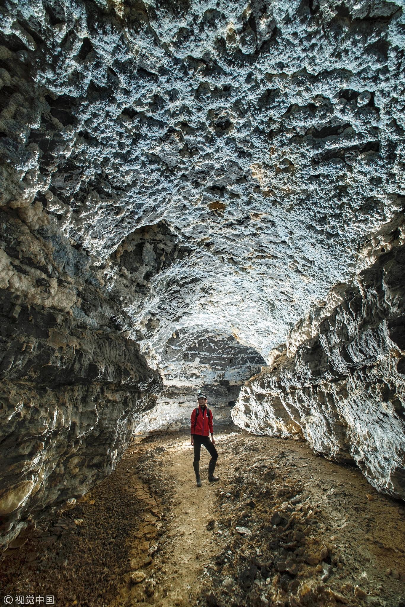 贵州绥阳双河洞成亚洲最长洞穴 ! - 周公乐 - xinhua8848 的博客