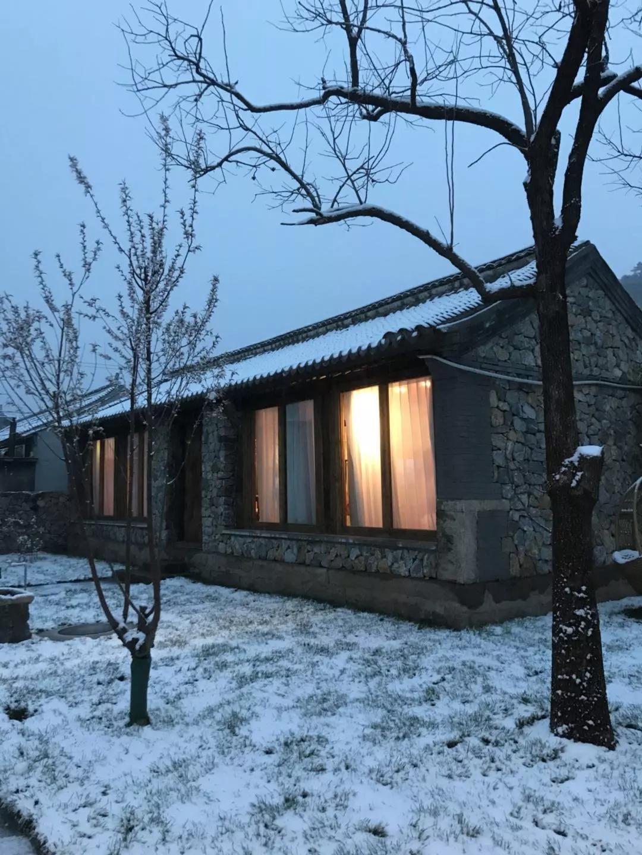 四日,北京飘雪 - 长天秋水2 - 长天秋水 的博客