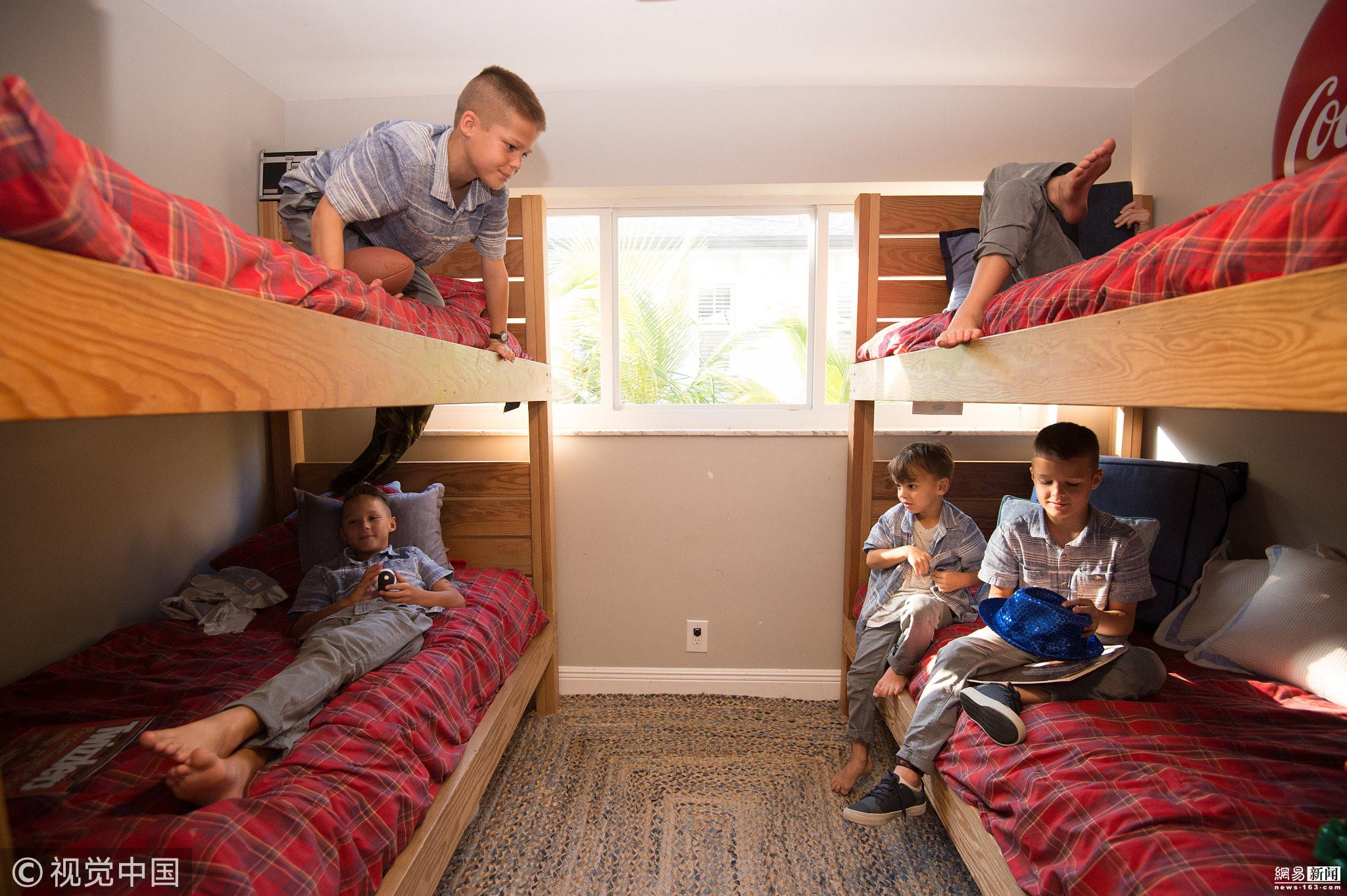 美国夫妇养育16名子女 出门像坐公交 ! - 周公乐 - xinhua8848 的博客