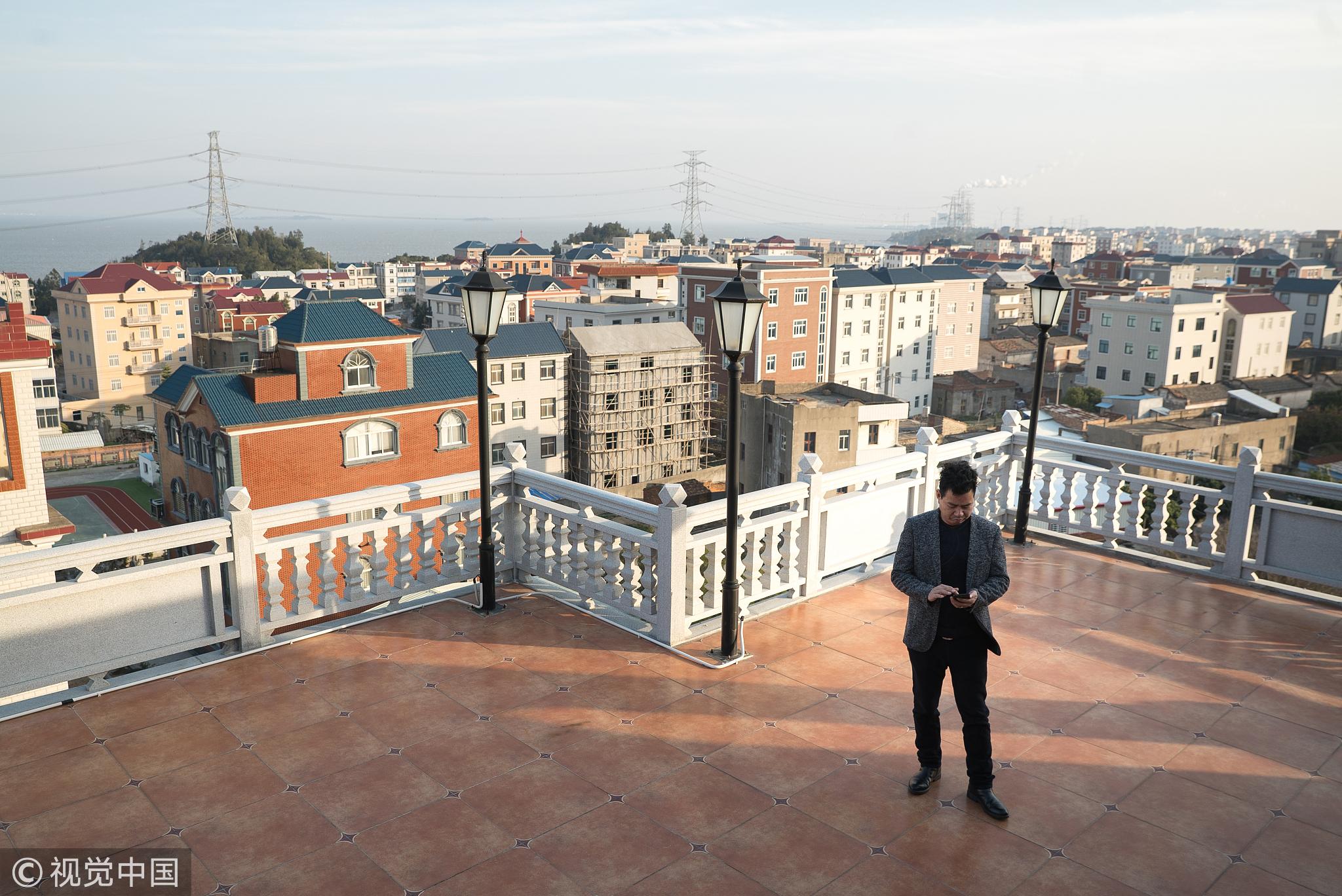 博兴县地球村航拍图二 _正版商业图片_昵图网nipic.com