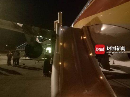 男子嫌热打开飞机紧急出口 被行政拘留15日 - 周公乐 - xinhua8848 的博客