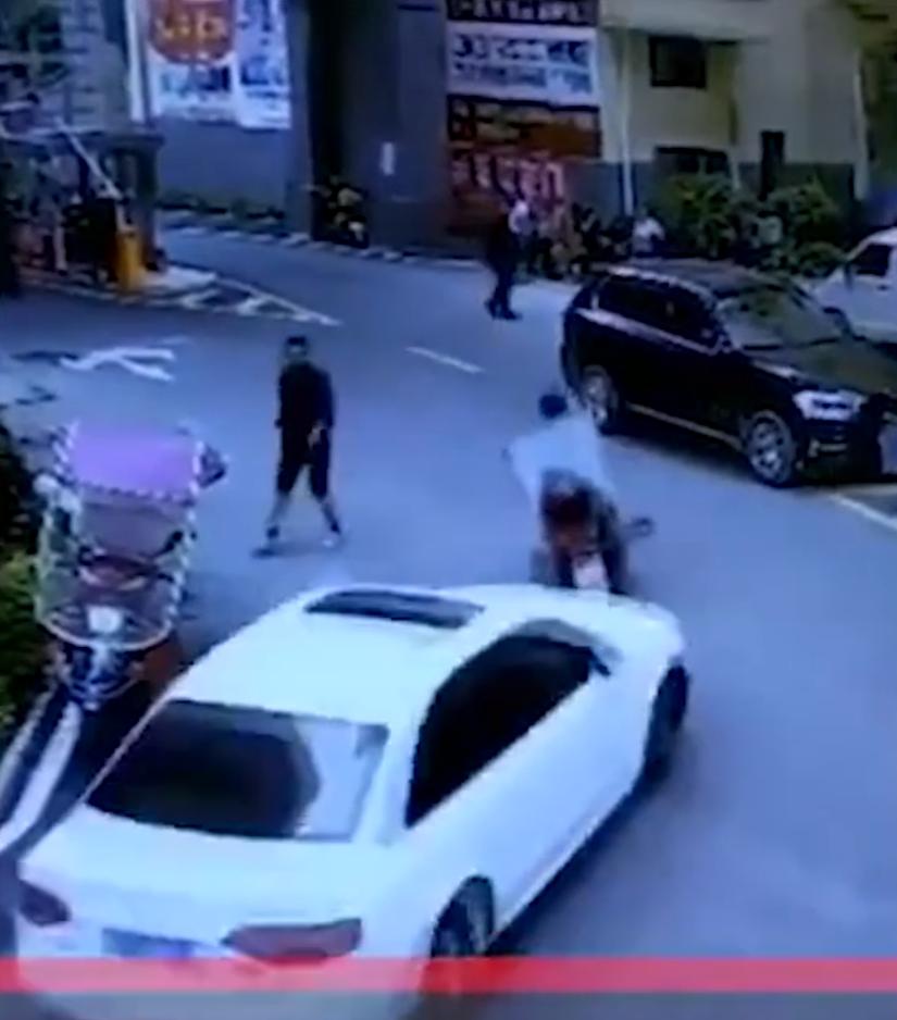 食药监局干部驾车撞伤农民工:就是故意撞你! - 周公乐 - xinhua8848 的博客