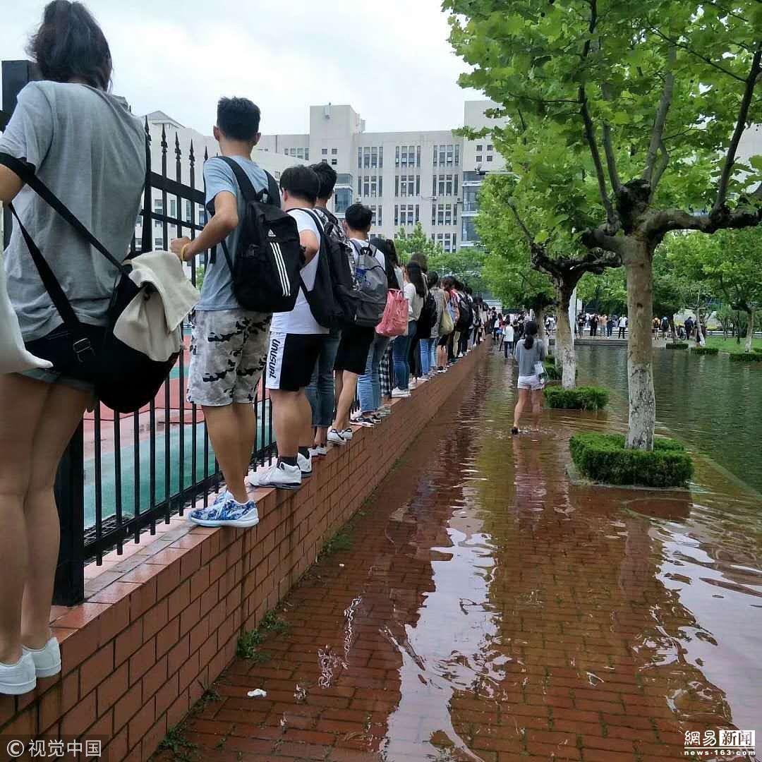 大雨过后,留下一道风景 - 长天秋水2 - 长天秋水 的博客