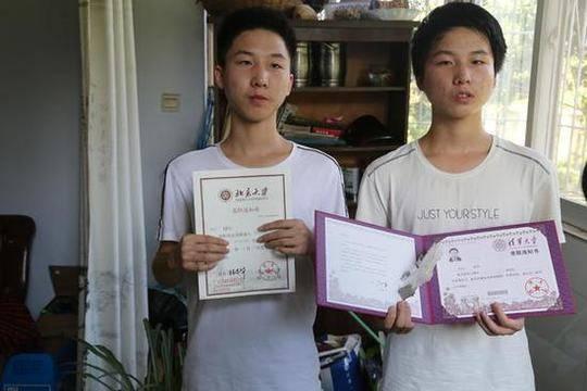 学霸双胞胎高考差3分:哥哥上北大弟弟上清华! - 周公乐 - xinhua8848 的博客