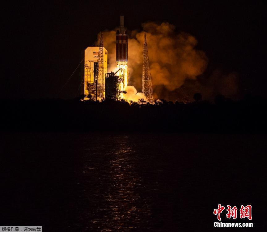 最热太空任务!人类首个触日探测器升空 ! - 周公乐 - xinhua8848 的博客