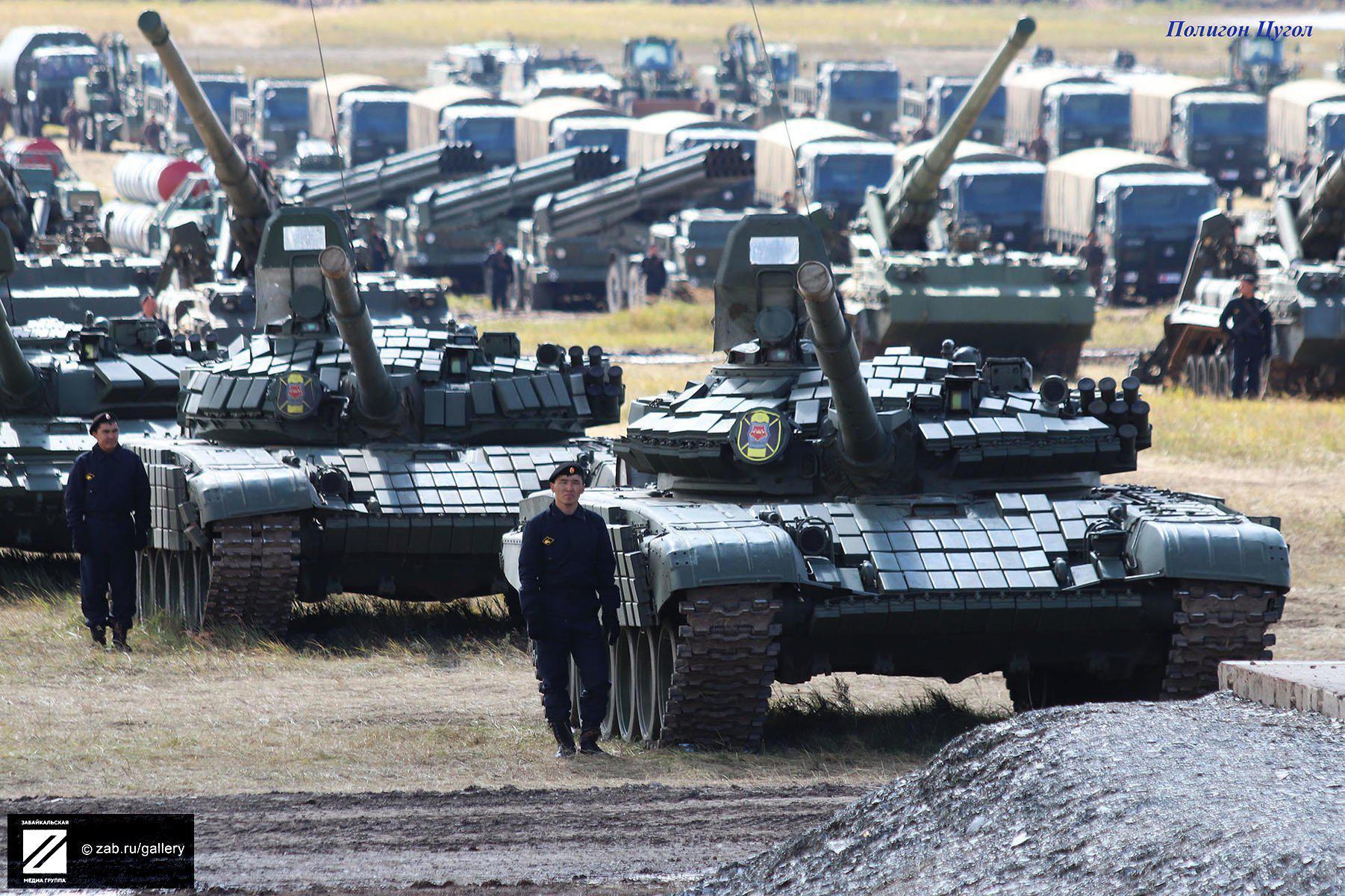 东方-2018战略演习:俄军远程兵力投送知多少