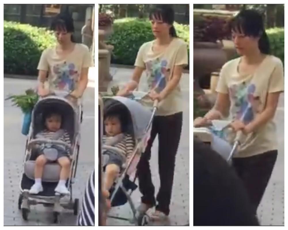 马伊琍拍新电影《谜踪》演保姆 网友:打扮太土认不出来