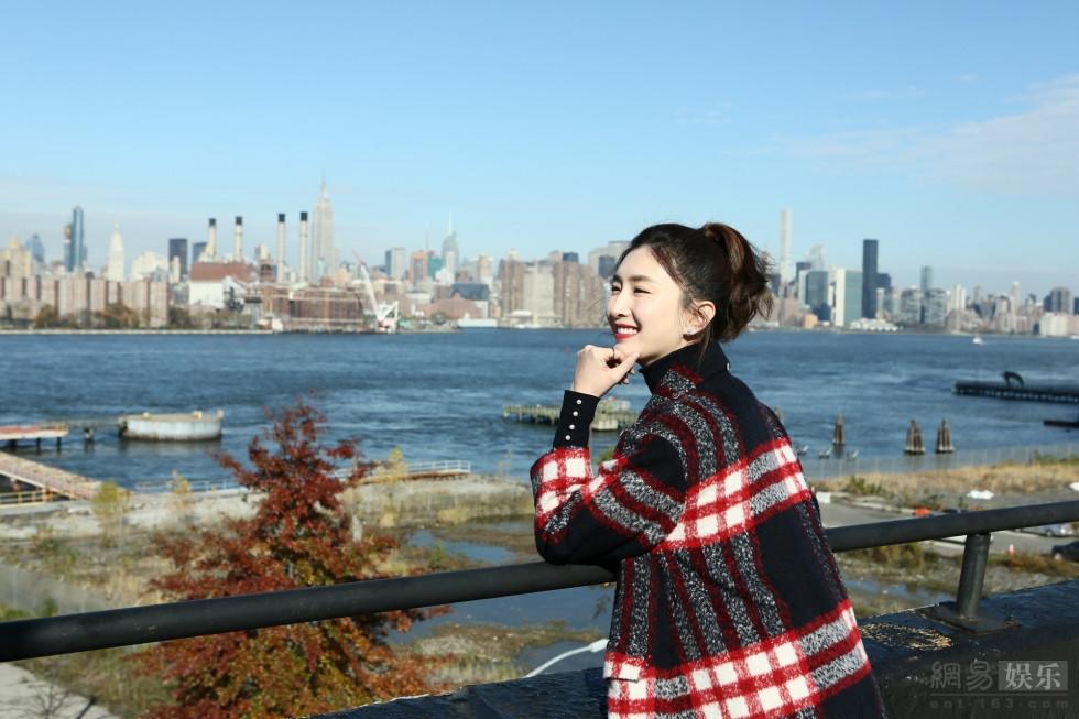 《在纽约》开机 李易峰江疏影开启