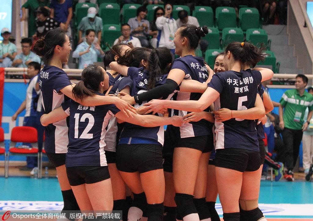 江苏女排0-3遭泰国联赛冠军横扫 无缘亚俱杯开门红