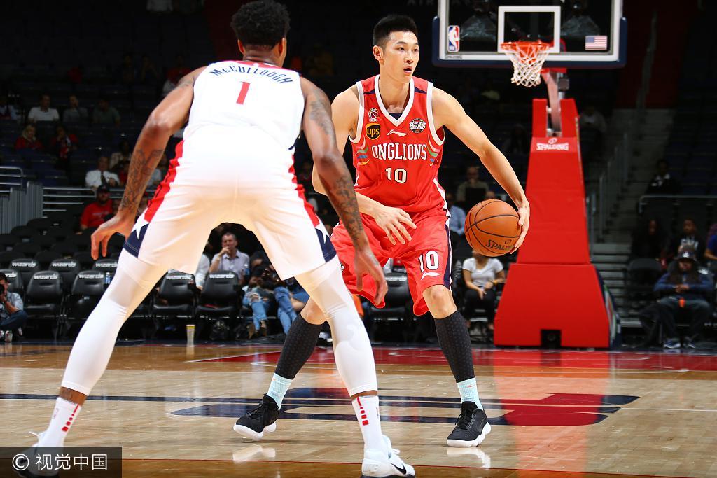 广州交手NBA球队有意义没价值  全队上下看到的很多 能学到 的很少 - yuhongbo555888 - yuhongbo555888的博客