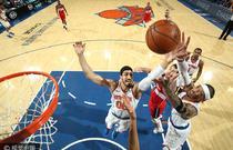 NBA季前赛:奇才110-103尼克斯