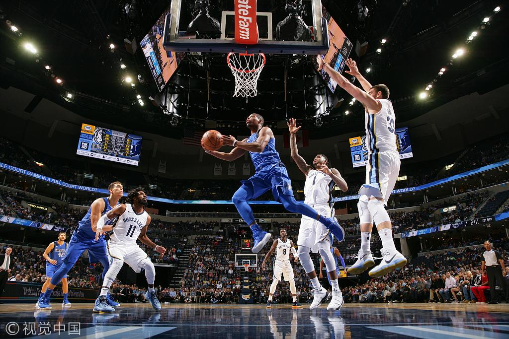 復仇!Gasol砍25+13灰熊勝小牛,Conley關鍵9分拒絕逆轉!(影)-Haters-黑特籃球NBA新聞影音圖片分享社區