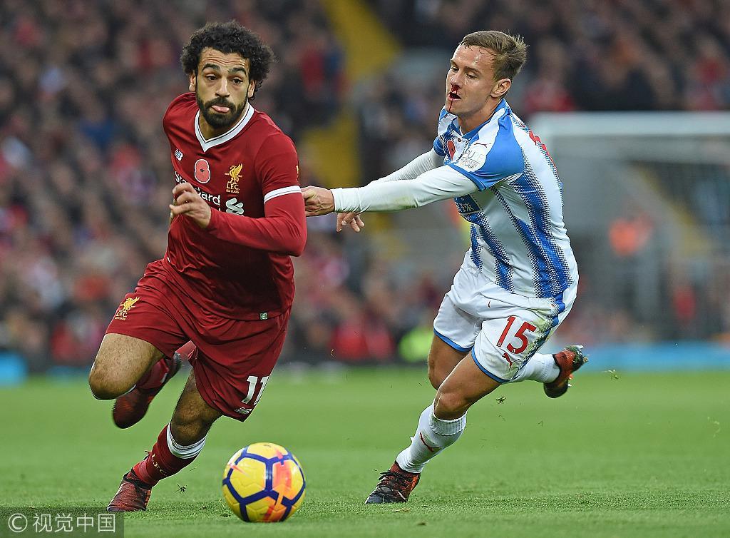 利物浦VS南安普敦前瞻:萨拉赫冲击纪录 库鸟回归