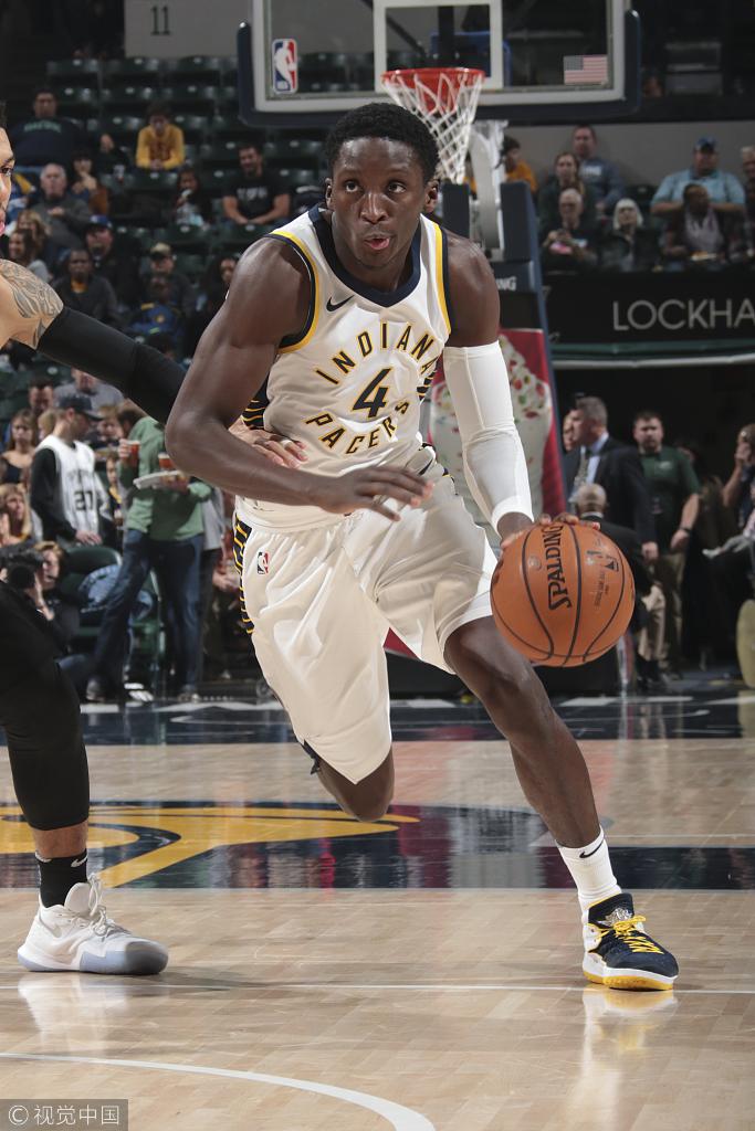 Oladipo 3分准絕殺,Aldridge空砍26+8 ,遛馬送馬刺兩連敗!(影)-Haters-黑特籃球NBA新聞影音圖片分享社區