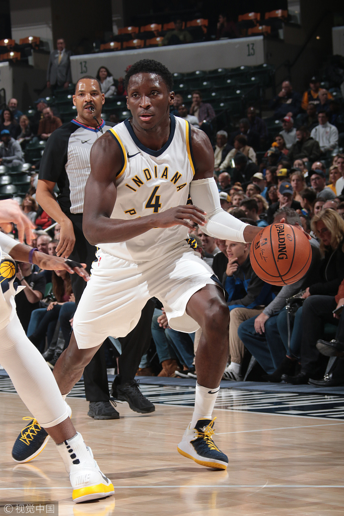 Oladipo 14分,Sabonis 12+16,遛馬送國王5連敗!(影)-黑特籃球-NBA新聞影音圖片分享社區