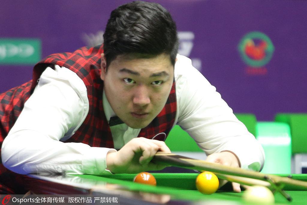 颜丙涛破火箭最年轻决赛纪录 成中国决赛第五人