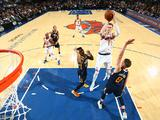 NBA常规赛:爵士101-106尼克斯
