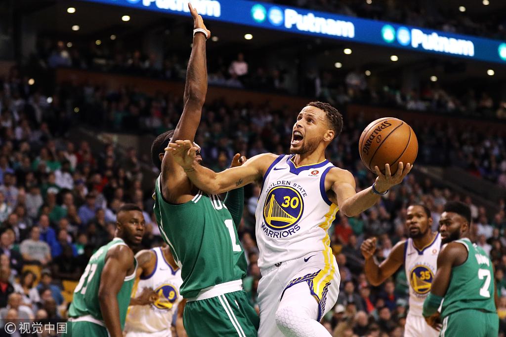NBA最會防守咖喱的球隊? 咖喱337天後再次得分不上雙!(影)