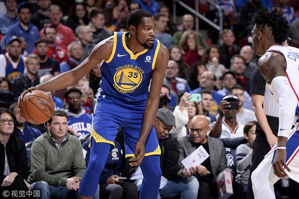 死神依舊!杜蘭特輕取27分 全隊啞火他依然最靠譜(影)-Haters-黑特籃球NBA新聞影音圖片分享社區