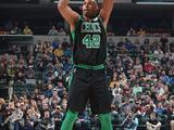 NBA常规赛:凯尔特人108-98步行者