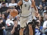 NBA常规赛:小牛108-115马刺