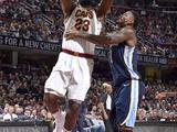 NBA常规赛:骑士116-111灰熊