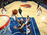 NBA常规赛:魔术105-100尼克斯