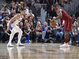 NBA常规赛:76人98-105骑士
