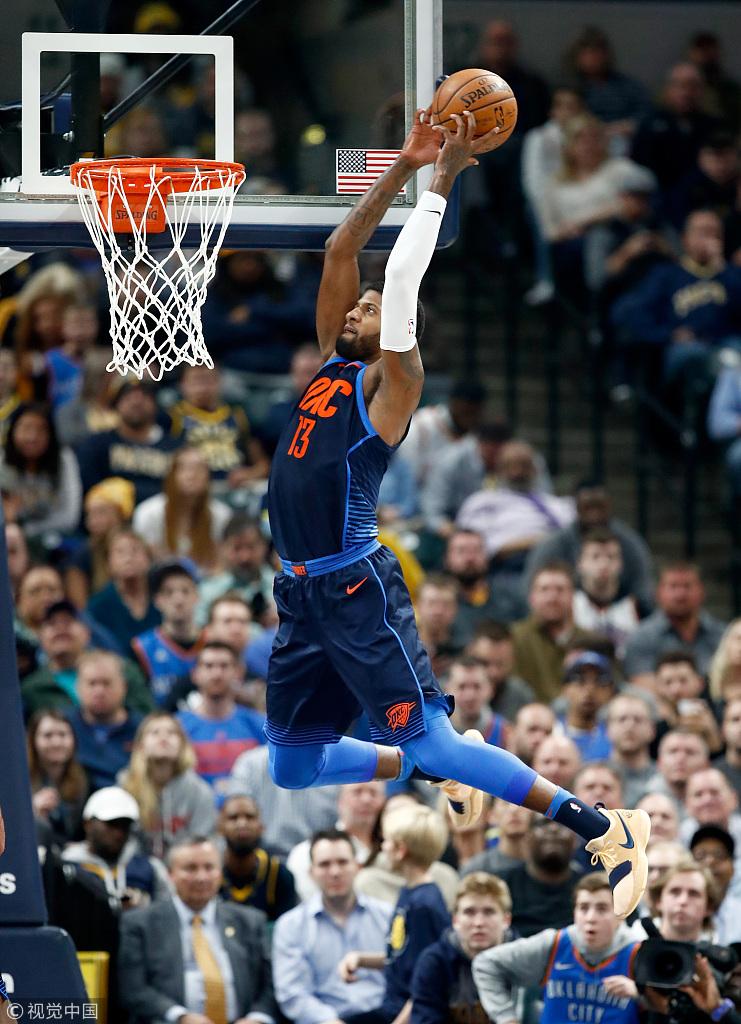 14投3中!PG在噓聲中迷失,送致命抄截親手終結老東家!(影)-Haters-黑特籃球NBA新聞影音圖片分享社區