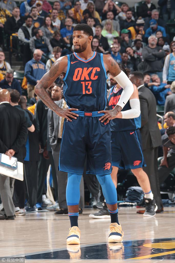 14投3中!PG在噓聲中迷失,送致命抄截親手終結老東家!(影)-黑特籃球-NBA新聞影音圖片分享社區