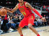 NBA常规赛:小牛107-112老鹰