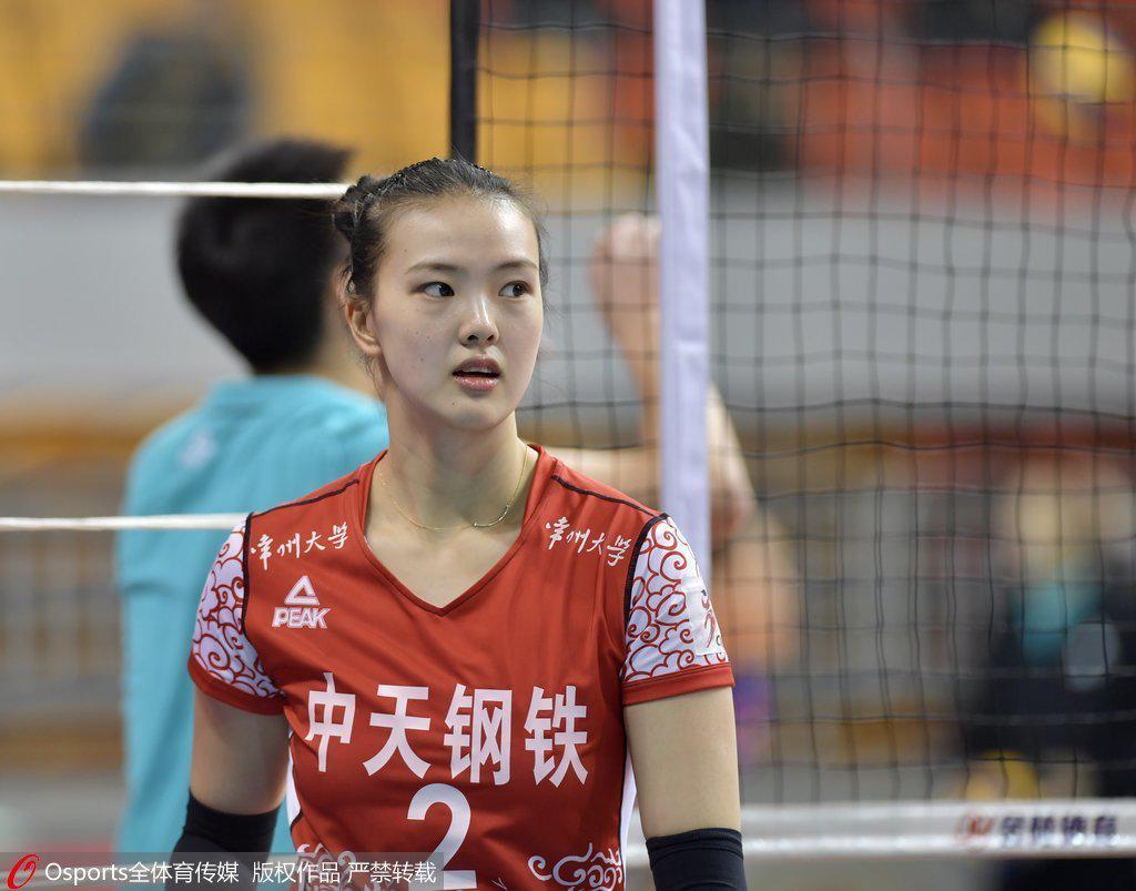 女排世锦赛中国战古巴优势大 张常宁能否首发成疑