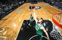 NBA常规赛:凯尔特人87-85篮网