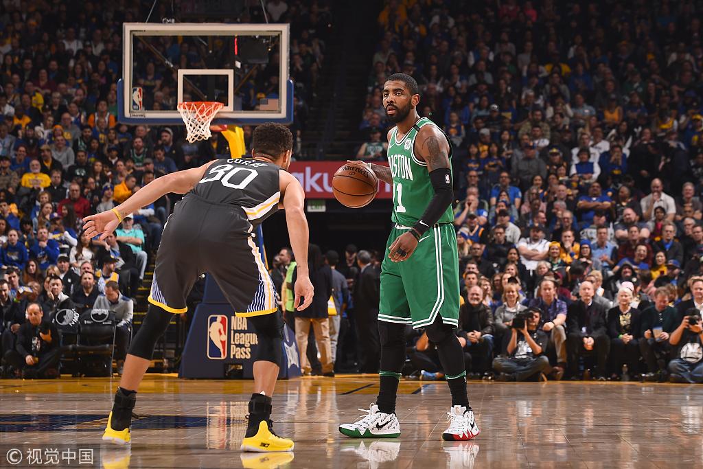 柯瑞狂砍49+5,厄文空砍37分,勇士主場險勝賽爾提克取3連勝!(影)-Haters-黑特籃球NBA新聞影音圖片分享社區